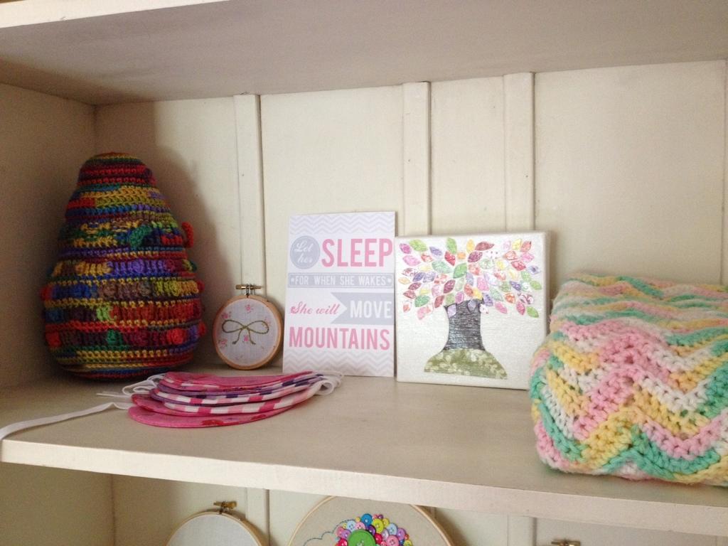 Matilda's Nursery: the Start
