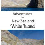 Adventures in New Zealand: White Island