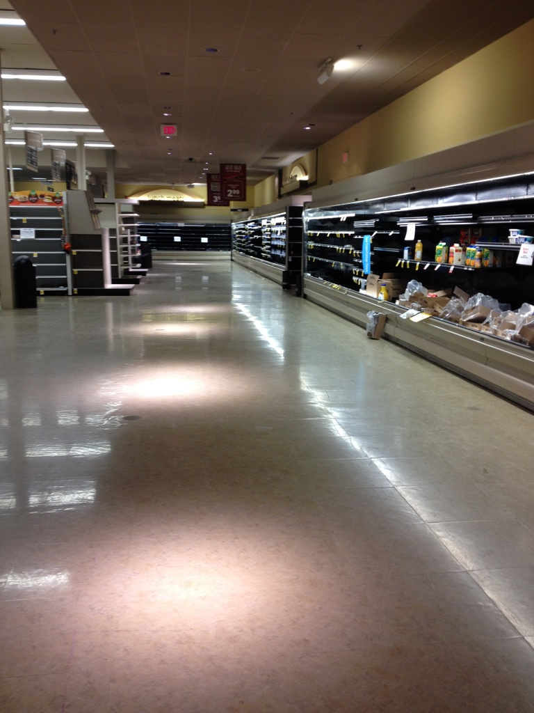 Post-Apocalyptic Shopping