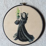 Severus Snape Cross Stitch