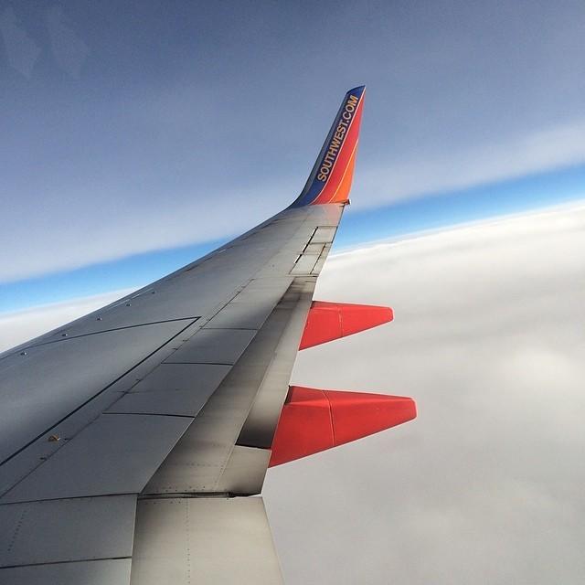 Southwest Air Flight Home