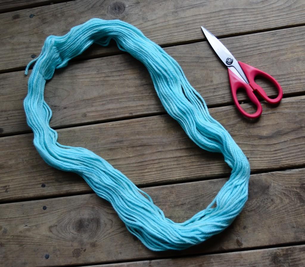 yarn loop