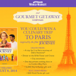 The Hundred-Foot Journey Inspired Recipes and Gourmet Getaway Sweepstakes #GourmetGetaway