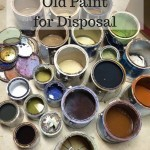 How to Dry Out Old Paint for Disposal