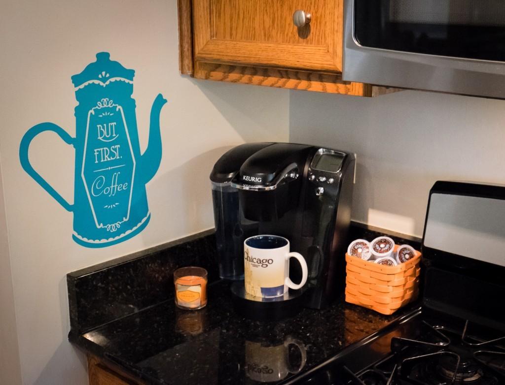 Wallternatives Coffee Station