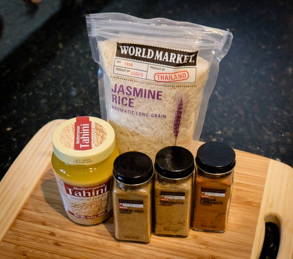 World Market ingredients