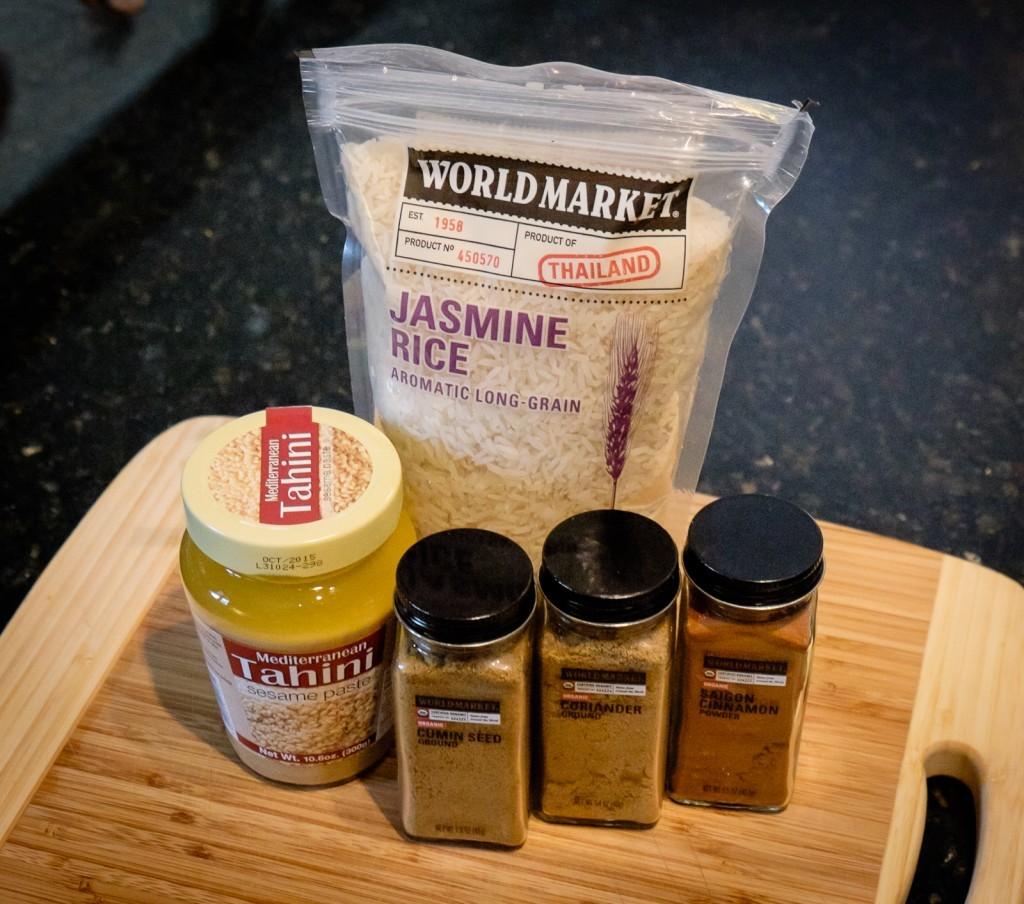 World Market ingredients