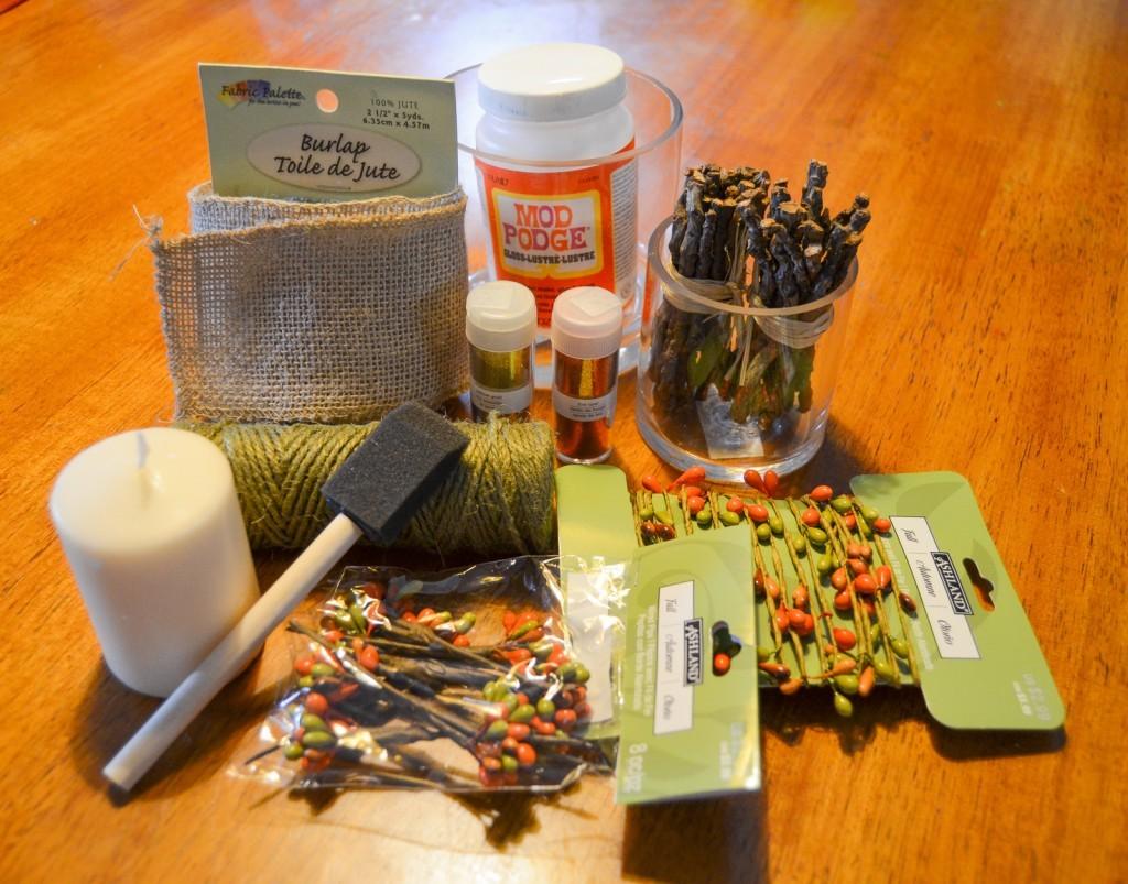centerpiece supplies