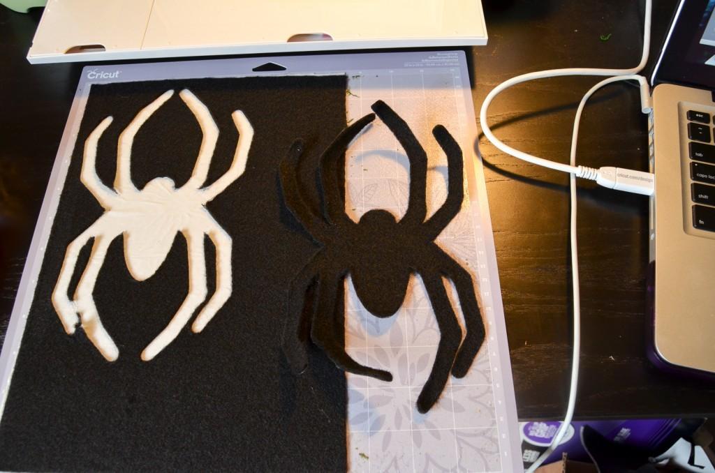 spider shape