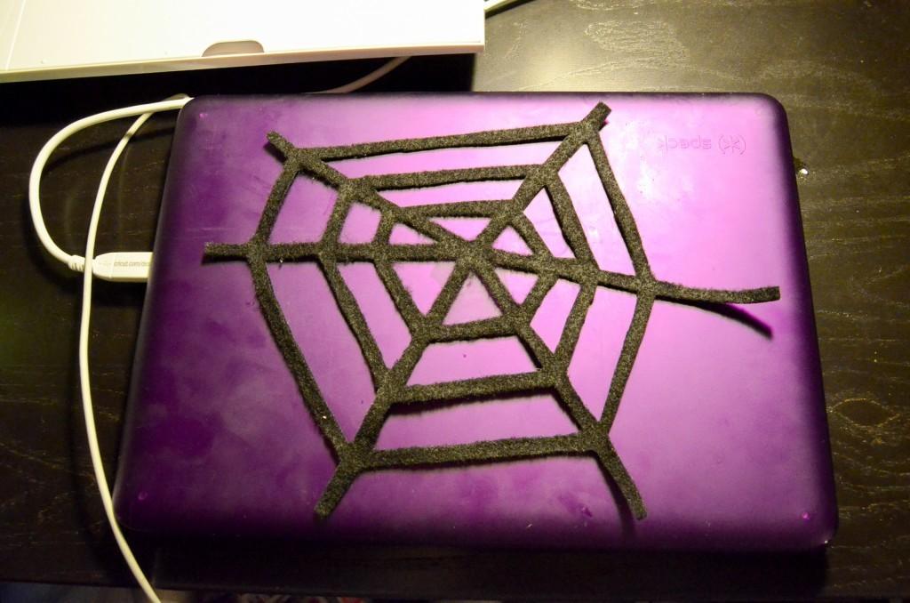 spiderweb shape