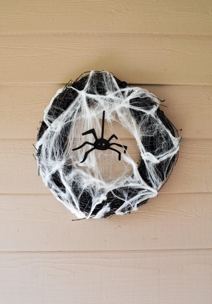spider wreath