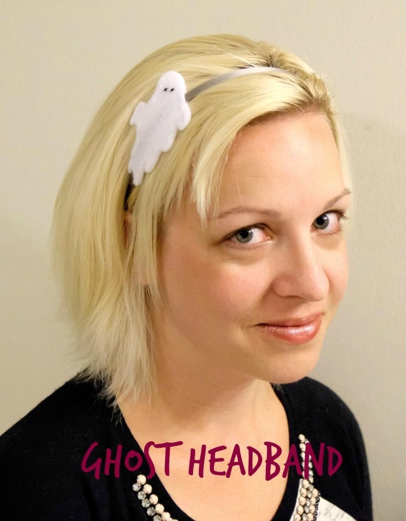 Ghost Headband