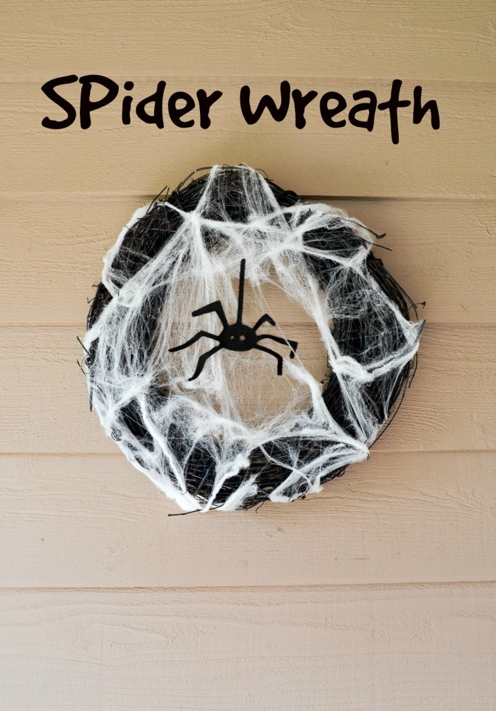 Spider Wreath