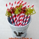 Woodland Straws