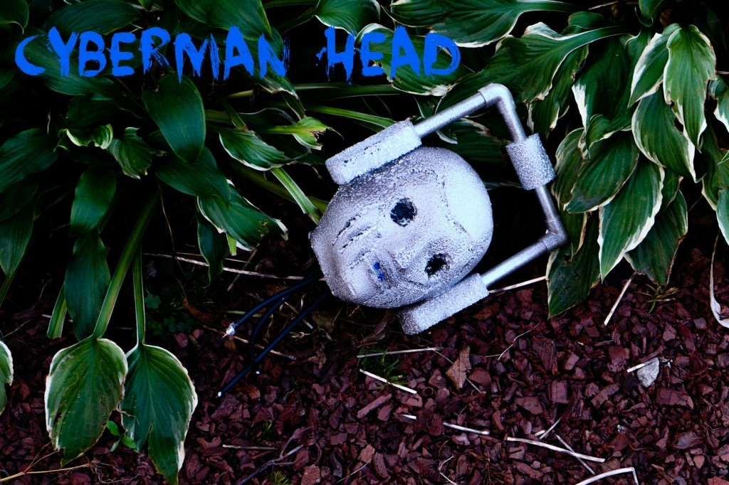 Cyberman Head