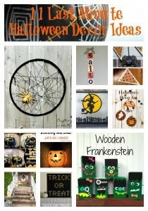 Last Minute Halloween Decor Ideas