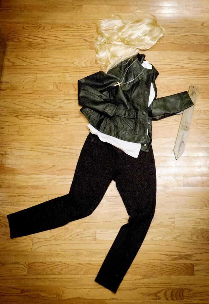 Buffy Costume