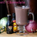Scott Chocolate: Hot Chocolate Cocktail