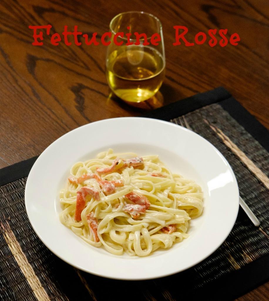 Fettuccine Rosse