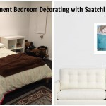 Basement Bedroom Decorating with Saatchi Art