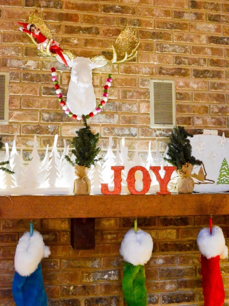 JOY Mantel