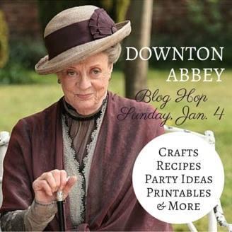 Dwonton Abbey Blog Hop
