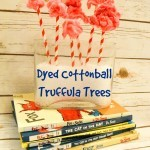 Dyed Cottonball Truffula Trees