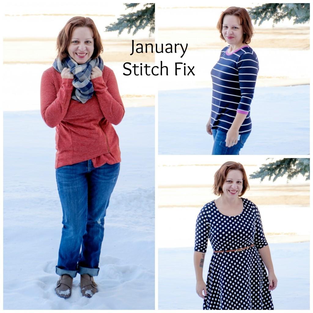 January Stitch Fix