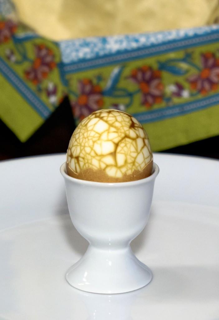 Chai Tea Egg