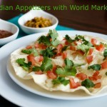 Easy Indian Appetizers with World Market