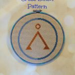 Stargate Cross Stitch Pattern