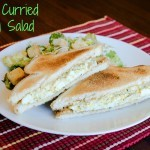 Kiwi Curried Egg Salad