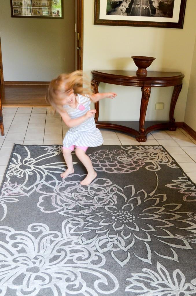 new rug pad from Rug Pad Corner