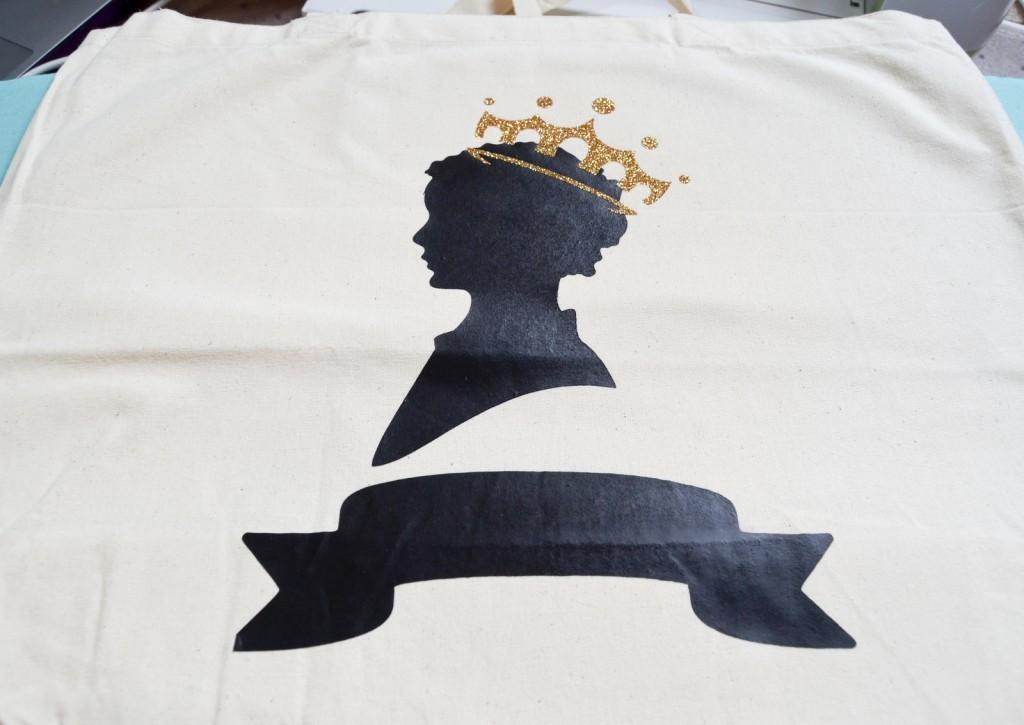 iron on banner