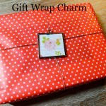 Gift Wrap Charm