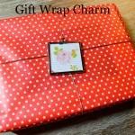Gift Wrap Charm