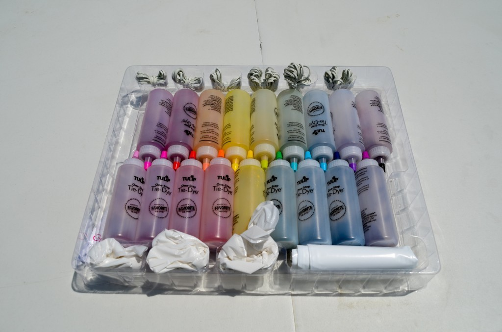 One-Step Tie-Dye Kit