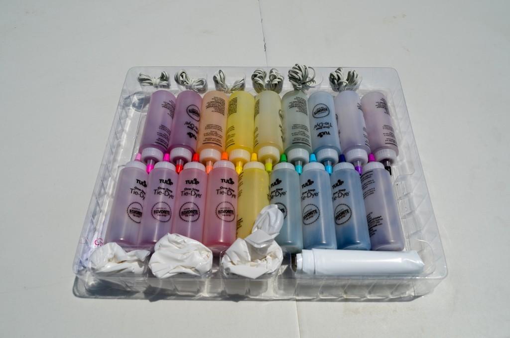 One-Step Tie-Dye Kit
