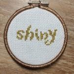 Shiny Cross Stitch