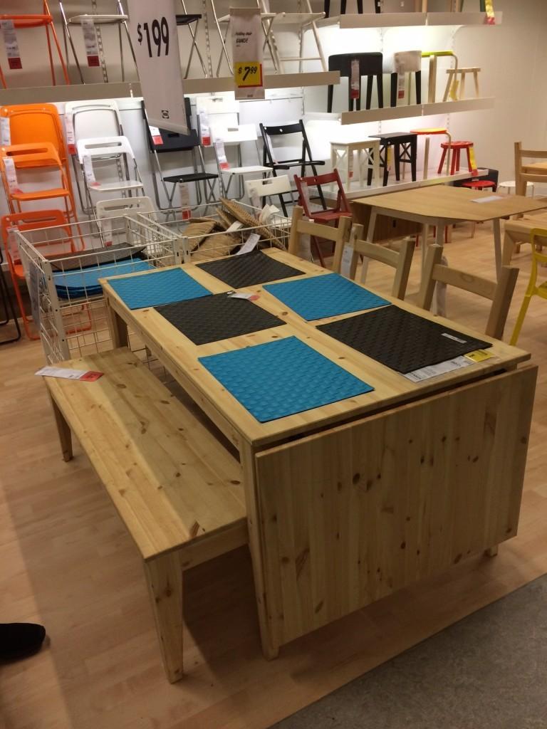 IKA Nornas table