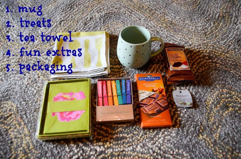 Mug Swap Items