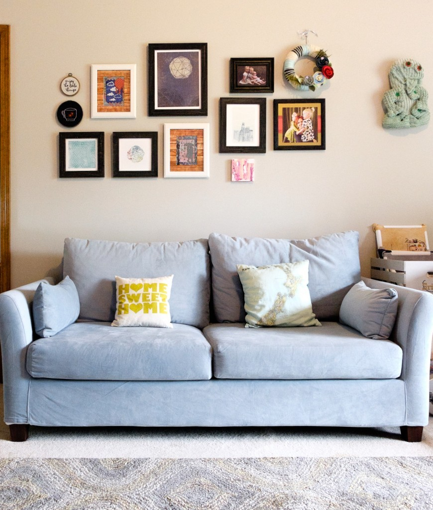Building a Gallery Wall that Reflects Your Style