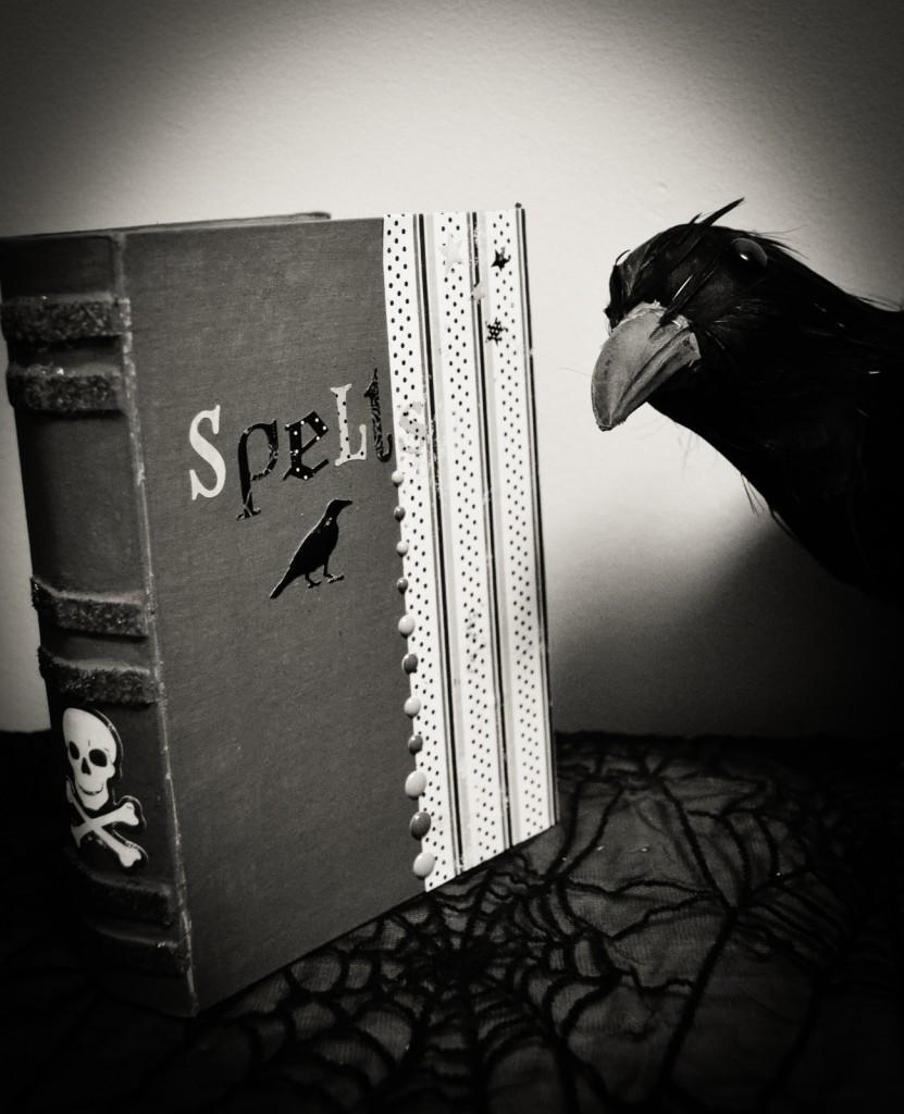 Halloween Spell Book