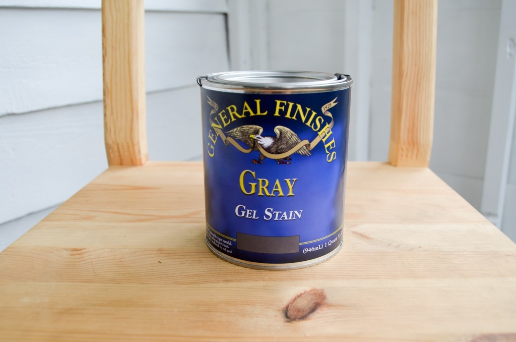 Gray Gel Stain