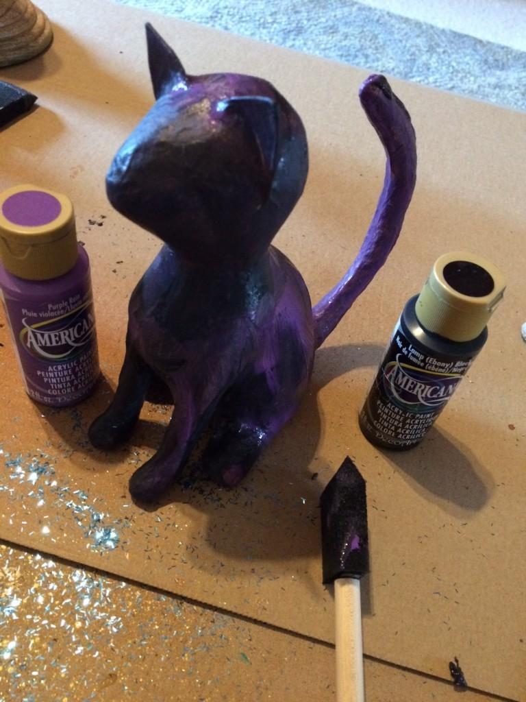 paint the cat