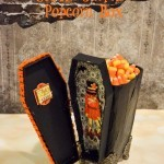 Coffin Surprise Popcorn Box