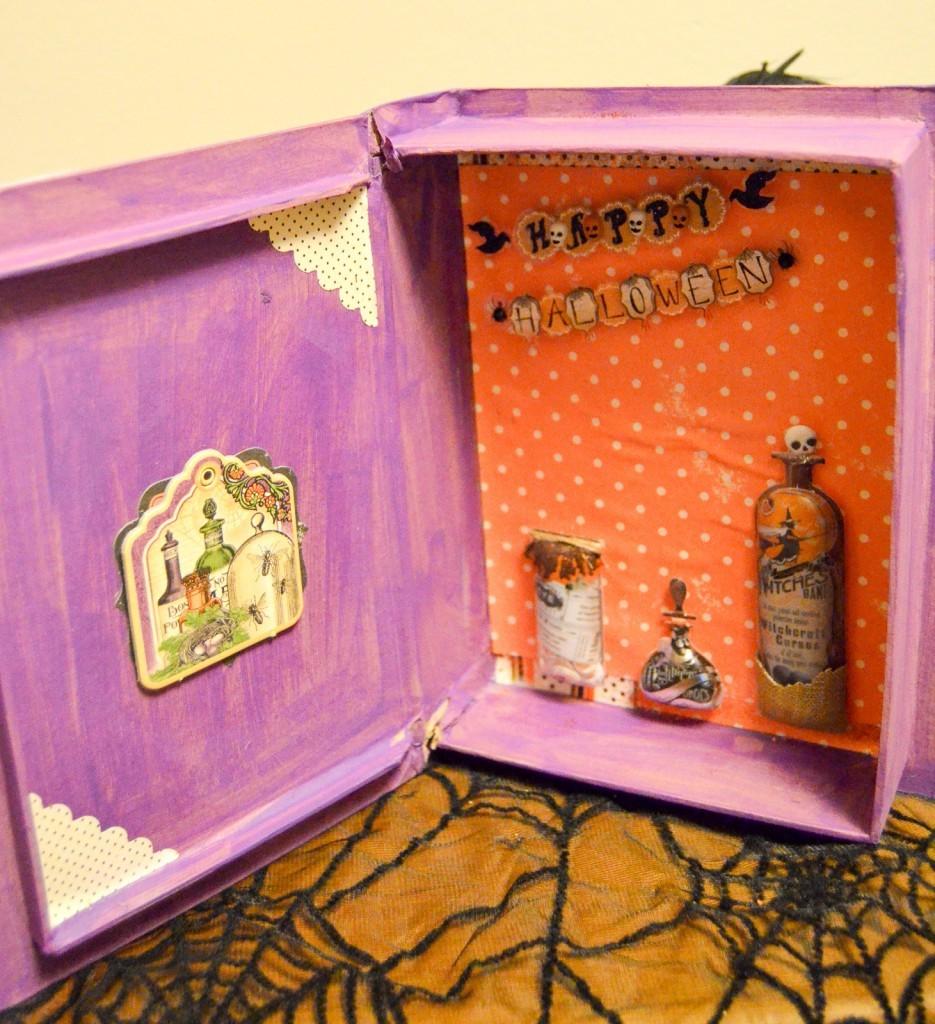 inside of spell book