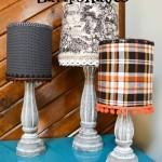 Halloween Inspired Lampshades