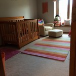 Matilda's Updated Nursery