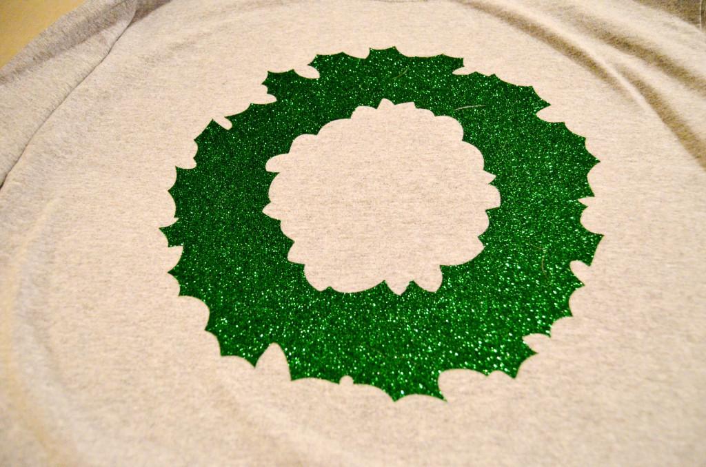 iron the wreath